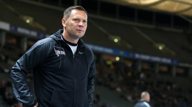 Pal Dardai ist seit 2015 Trainer von Hertha BSC