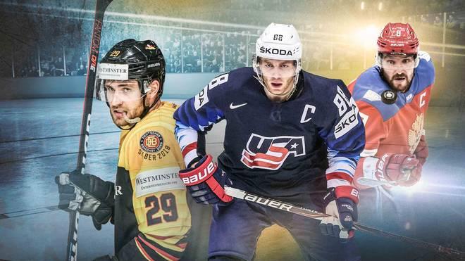 Eishockey-WM mit USA & Kanada jetzt LIVE im TV und Livestream -Kanada startet gegen Finnland in die Eishockey-WM 2019