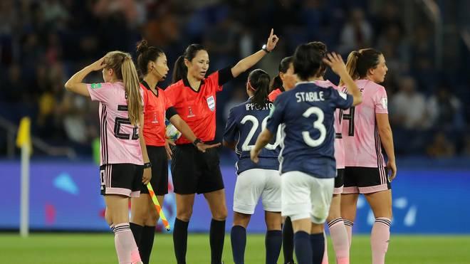 Die Partie zwischen Schottland und Argentinien sorgte für viel Gesprächsstoff