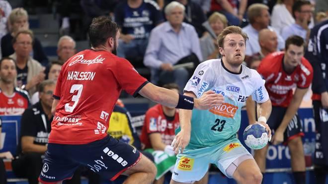 Dhb Pokal Mit Flensburg Magdeburg Kiel Leipzig Im Ticker