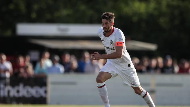 DJK Bad Homburg v Eintracht Frankfurt - Pre-Season Friendly