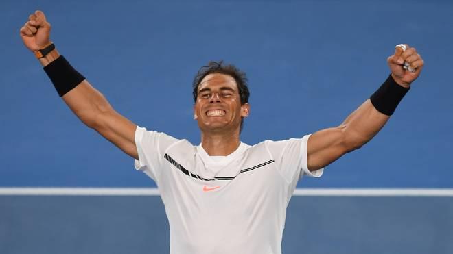 Australian Open 2017 Mit Rafael Nadal Spielplan Und Liveticker