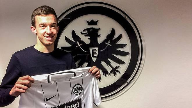 Marijan Cavar unterschreibt bei Eintracht Frankfurt bis 2021