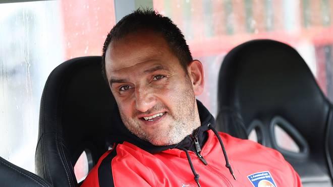 frank schmidt trainer