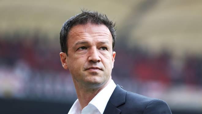Fredi Bobic war von 2010 bis 2014 in der sportlichen Leitung des VfB tätig