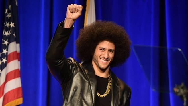 Colin Kaepernick ist das neue Werbegesicht von Nike