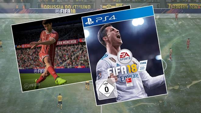 Cristiano Ronaldo und Thomas Müller könnten in FIFA 19 bei dynamischem Wetter kicken.