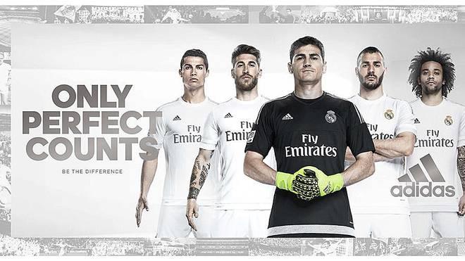 Real Madrid Stellt Neues Trikot Für Saison 201516 Vor