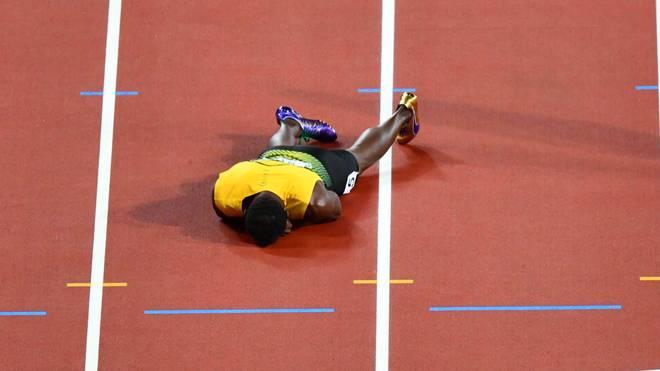 Die Karriere von Usain Bolt