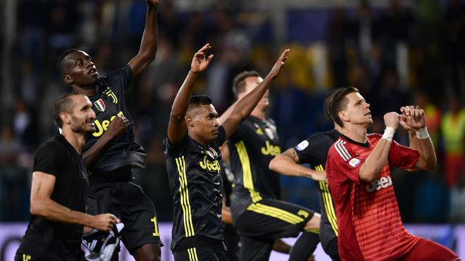 Wegen Ronaldo: Aktie von Juventus Turin deutlich im Plus, Juventus Turin führt die Tabelle in der Serie A an