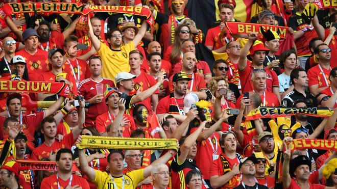 Bei der WM in Russland konnten sich die belgischen Fans noch freuen: Jetzt erschüttert ein Korruptionsskandal die Fußball-Nation