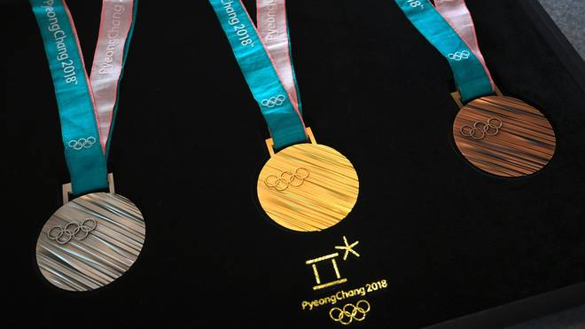 OLY-2018-PYEONGCHANG-MEDALS