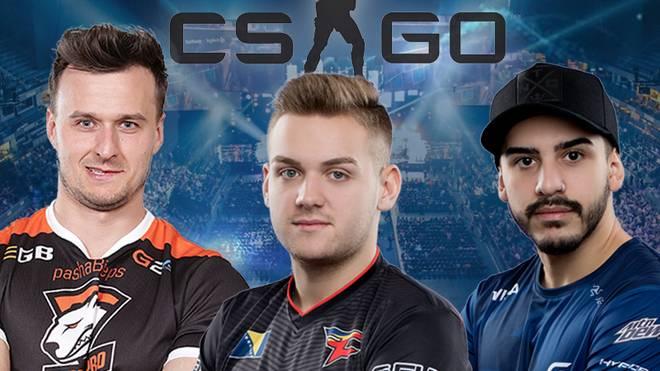 Pashabiceps, NiKo und coldzera sind die Stars der CS:GO-Szene