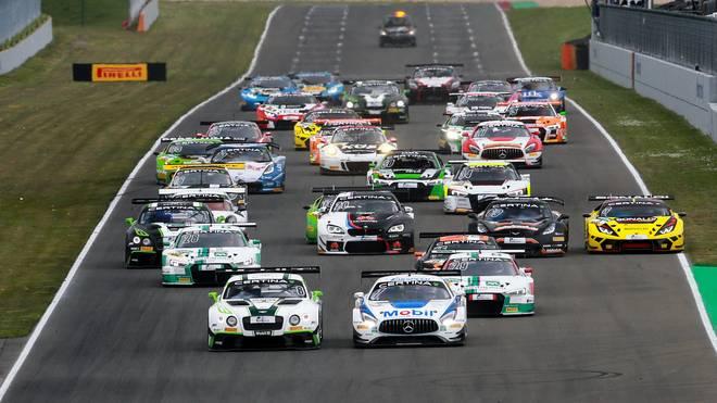 Im tschechischen Most fährt am Wochenende das ADAC GT Masters