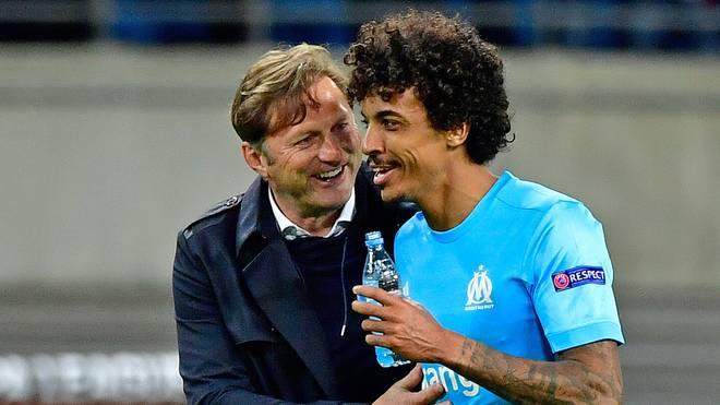 Luiz Gustavo schaltete mit Olympique Marseille sowohl Leipzig als auch Salzburg aus