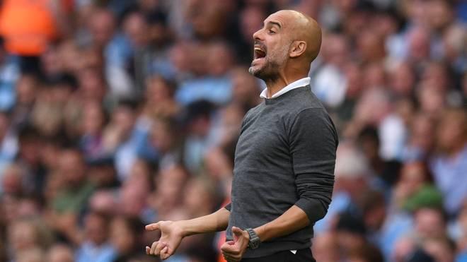 Manchester City: Pep Guardiola offenbar mit Interesse an Junior Firpo