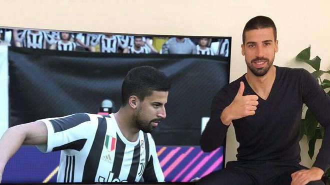 Fifa 18 Sami Khedira Von Juventus Turin Bekommt Aktuelle Frisur