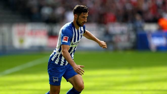 Mathew Leckie spielt seit 2017 bei Hertha BSC