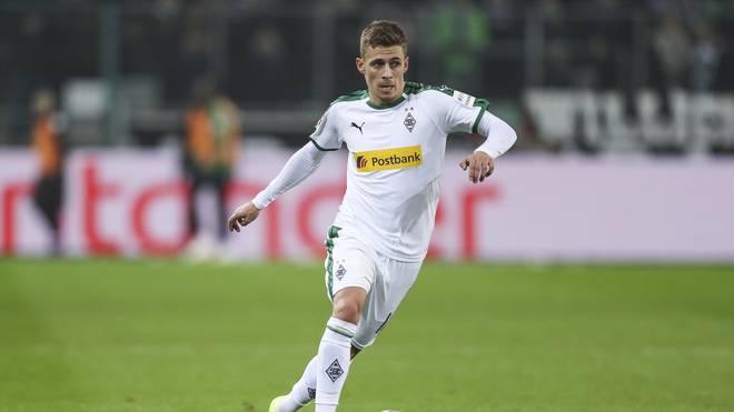 Thorgan Hazard steht gegen Standard Lüttich in der Startelf