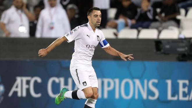 Xavi wird seinem Verein Al-Sadd erhalten bleiben und dort neuer Trainer