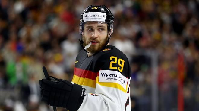 Leon Draisaitl freut sich auf die WM mit der deutschen Mannschaft