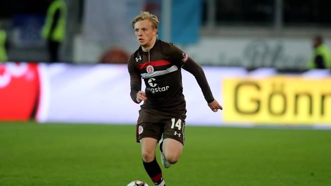 Mats Moeller Daehli fehlt St. Pauli zum Trainingsauftakt