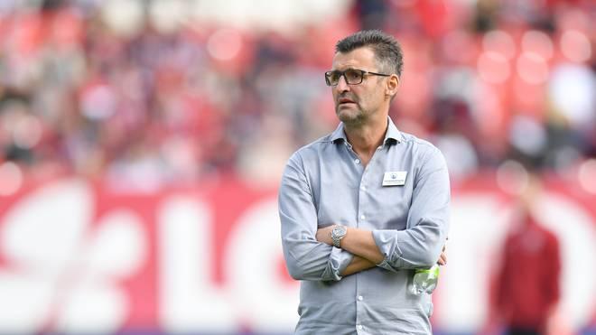 1. FC Nuernberg v Hannover 96 - Bundesliga