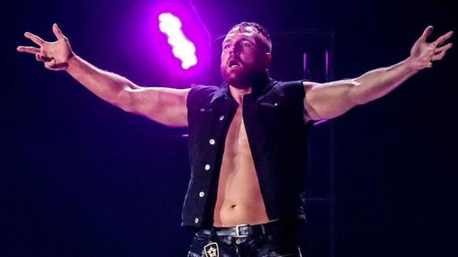Jon Moxley (bei WWE: Dean Ambrose) debütierte bei Double or Nothing für AEW