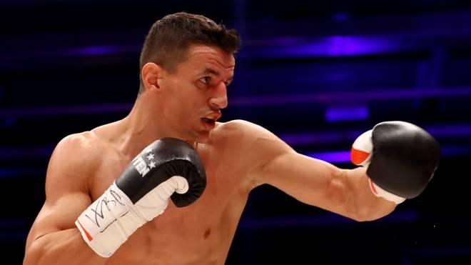 europameister boxen