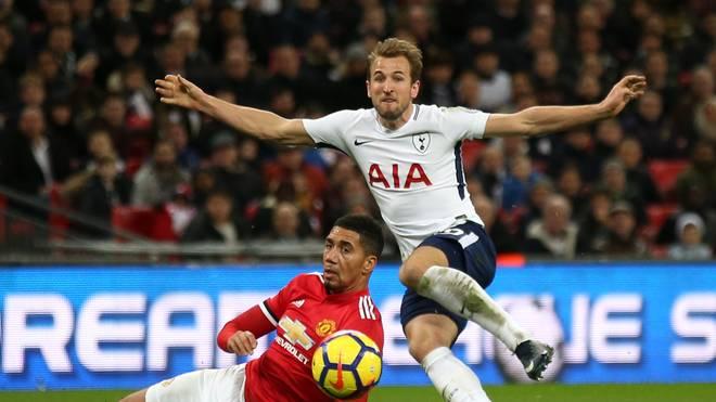 Harry Kane führt die Torschützenliste in der Premier League an