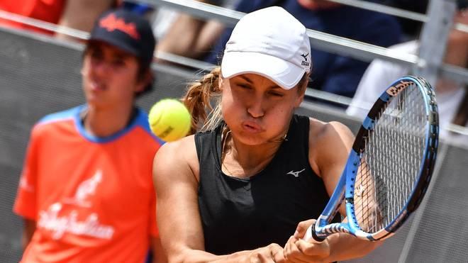 Yulia Putintseva hat ihr erstes WTA-Turnier gewonnen