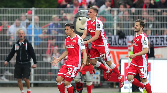 1. FC Union Berlin v Hamburger SV - Second Bundesliga