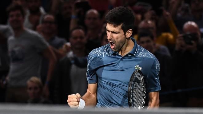Novak Djokovic ist ab Montag wieder die Nummer eins der Welt