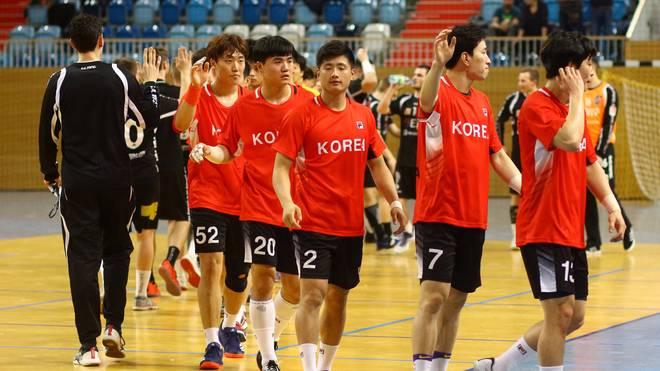 Korea schickt zur Handball-WM eine vereinte Nationalmannschaft