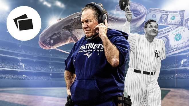 US-Sport: Die kuriosesten Trades in NBA, NFL, NHL und MLB