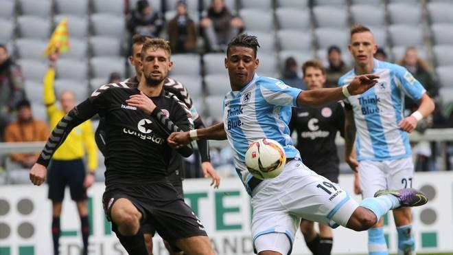 Der TSV 1860 München besiegt den FC St. Pauli