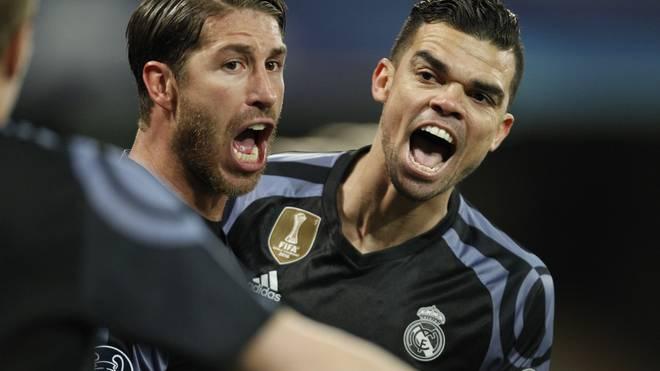 Pepe spielte bis 2017 bei Real Madrid