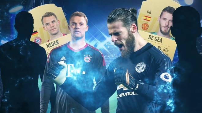 Die Besten Torhüter Der Welt So Gut Ist Manuel Neuer In Fifa 19