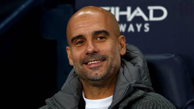 Der Wechsel von Pep Guardiola zu Manchester City stand offenbar viel früher als bekannt fest