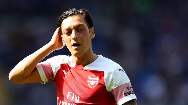 Mesut Özil trauert um kleinen Fan des FC Arsenal, Mesut Özil präsentiert sich beim FC Arsenal derzeit in starker Verfassung