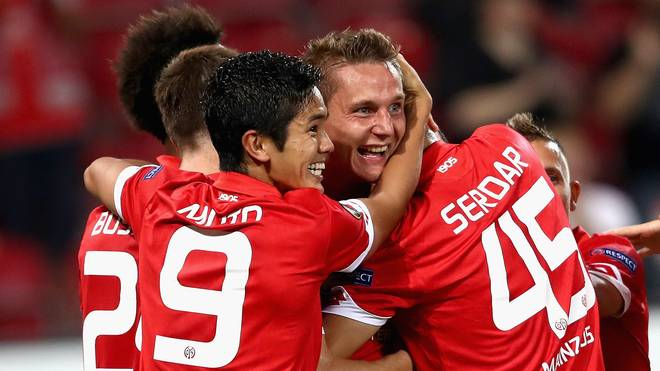 1. FSV Mainz 05 v AS Saint-Etienne - UEFA Europa League
