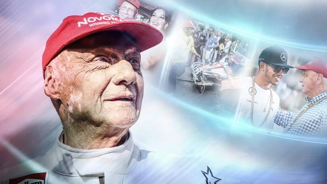 Niki Lauda befindet sich im kritischen Zustand