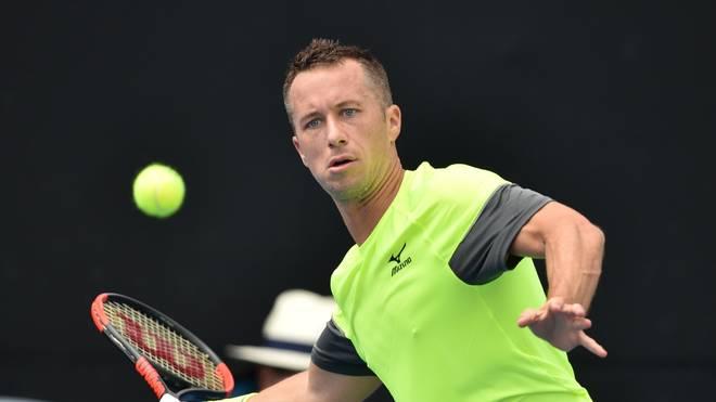 Für Philipp Kohlschreiber ist bereits in der ersten Runde der Australian Open Schluss