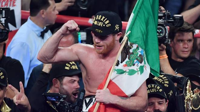 """Boxen: Saul Alvarez schließt Millionen-Deal mit DAZN ab, Saul """"Canelo"""" Alvarez boxt am 15. Dezember gegen Rocky Fielding"""