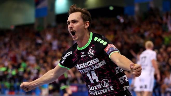 Handball: Hampus Wanne verlängert in Flensburg-Handewitt, Hampus Wanne verlängert seinen Vertrag bei Tabellenführer Flensburg-Handewitt
