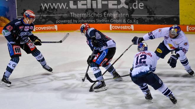 Red Bull München verliert die Tabellenführung an Nürnberg