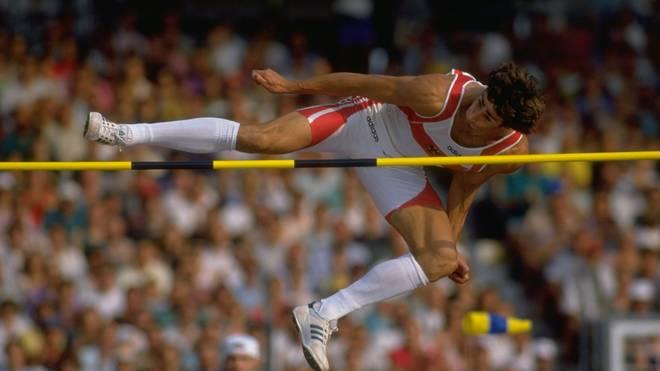 Christian Schenk gewann 1988 die Goldmedaille bei den Olympischen Spielen