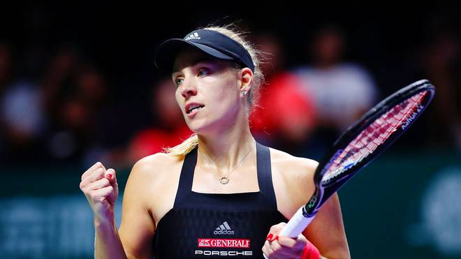 BNP Paribas WTA Finals Singapore presented by SC Global - Day 6