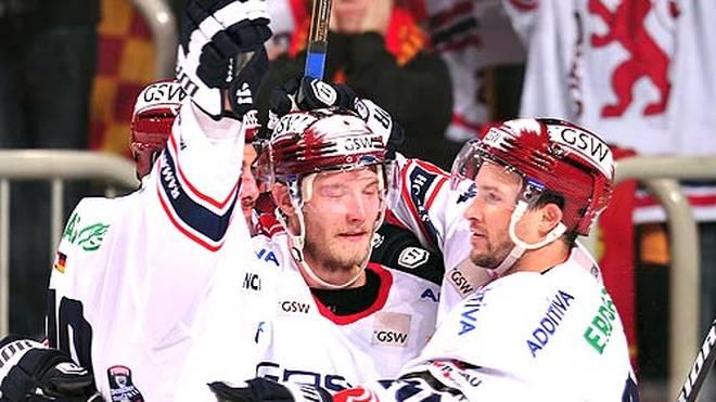 eishockey berlin münchen
