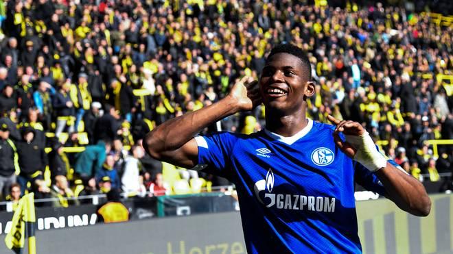 Breel Embolo, FC Schake 04